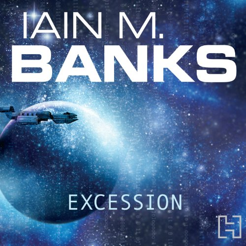 Excession Book Cover