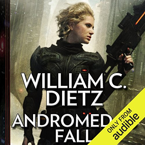Andromeda's Fall Book Cover