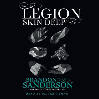 Legion: Skin Deep Book Cover