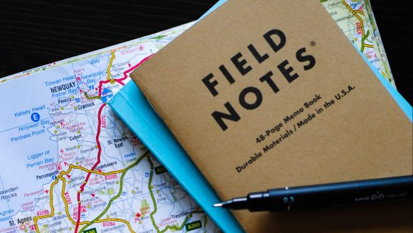 Field Notes on a Story